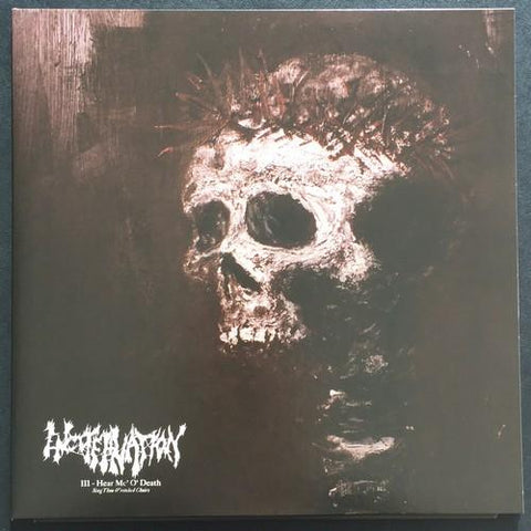 "Encoffination ""III - Hear Me, O' Death (Sing Thou Wretched Choirs)"" Double LP"