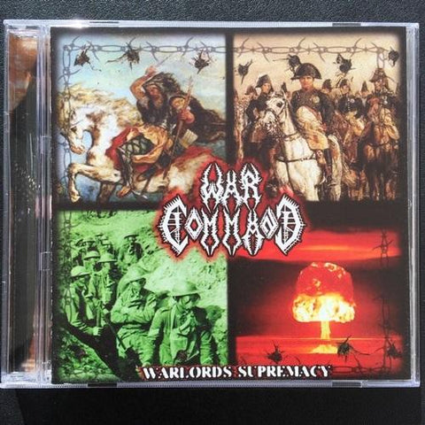 "War Command ""Warlords Supremacy"" CD"