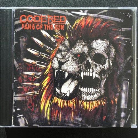 "Code Red ""Fan of the Sun"" CD"