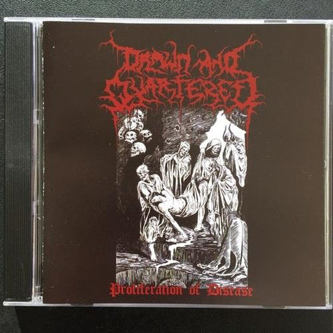 "Drawn and Quartered ""Proliferation of Disease"" CD"