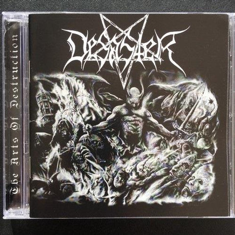 "Desaster ""The Art of Destruction"" CD"