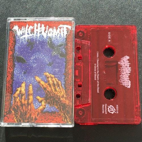 "Witch Vomit ""Poisoned Blood"" MC"