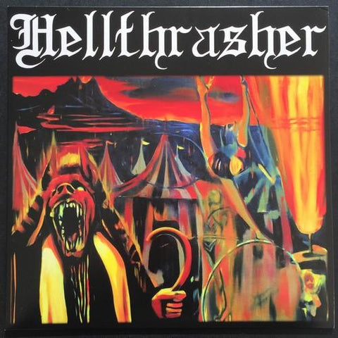 "Hellthrasher ""Windrot"" LP"