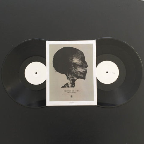 "Chaos Echoes ""Transient"" Test Press LP"
