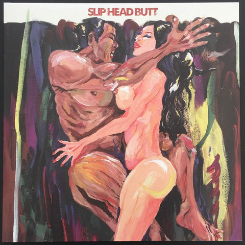 "Slip Head Butt ""インサート"" LP"