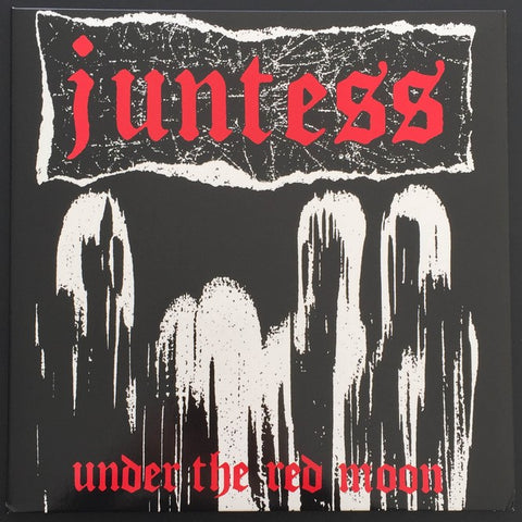 "Juntess ""Under The Red Moon"" LP"