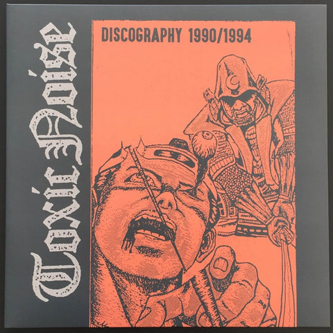 "Toxic Noise ""Discography 1990/1994"" LP"