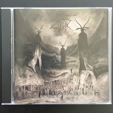 "Zifir ""Kingdom of Nothingness"" CD"