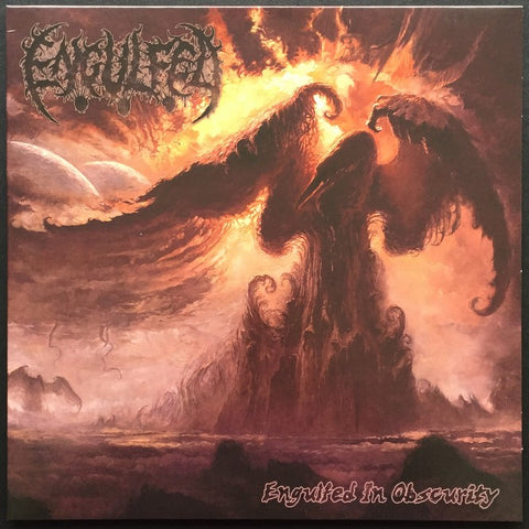"Engulfed ""Engulfed In Obscurity"" LP"