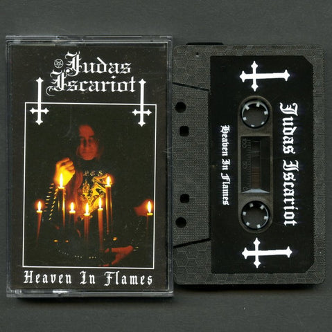 "Judas Iscariot ""Heaven in Flames"" MC"