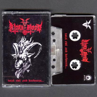 "Altar of Blood ""Total Evil and Darkness..."" Demo"