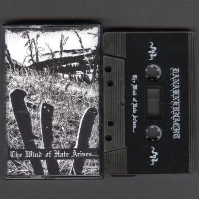 "Danaknernacht ""The Wind of Hate Arises..."" Demo"