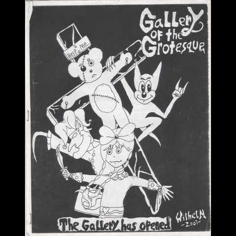 Gallery of the Grotesque Zine #2