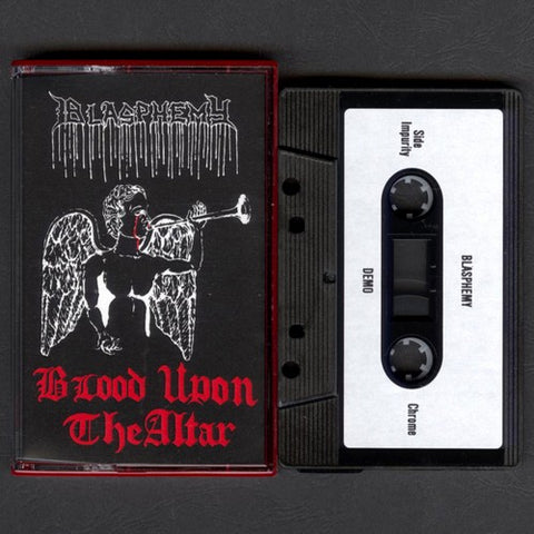 "Blasphemy ""Blood Upon the Altar"" Demo"