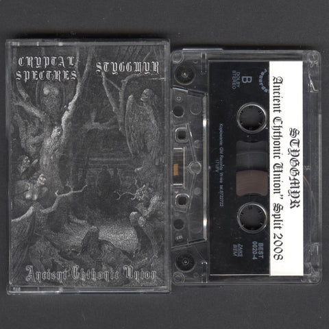 "Cryptal Spectres / Styggmyr ""Ancient Chthonic Union"" Split Demo"