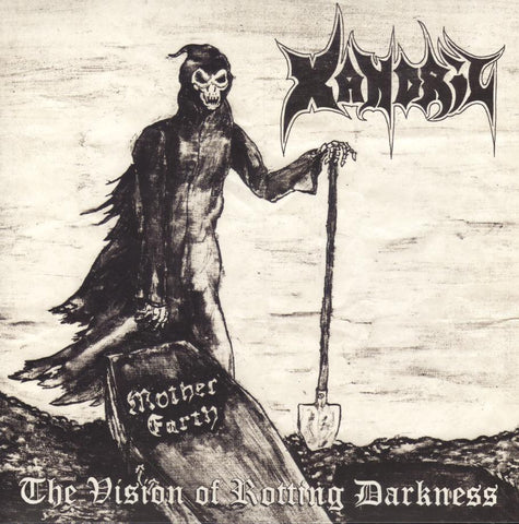 "Xandril ""The Vision of Rotting Darkness: The Demos 1985-1988"" Double LP"