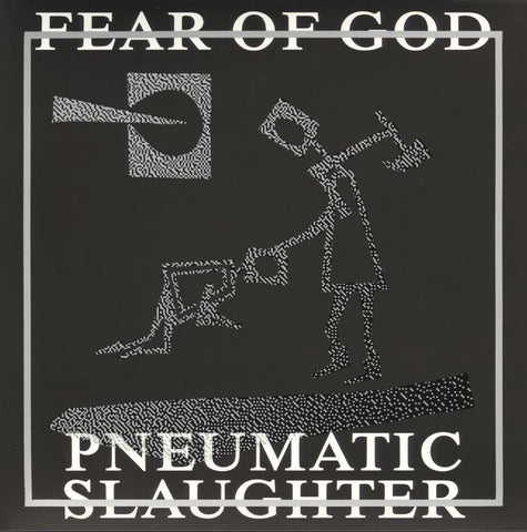 "Fear Of God ""Pneumatic Slaughter - Extended"" LP (Swiss Noisecore Legends)"