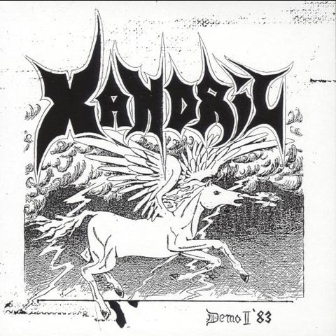 "Xandril ""Demo II '83"" 7"""