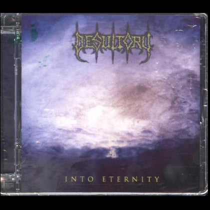 "Desultory ""Into Eternity"" CD"