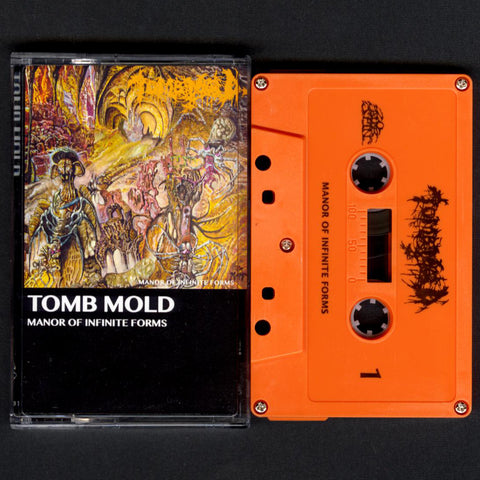 "Tomb Mold ""Manor Of Infinite Forms"" MC"