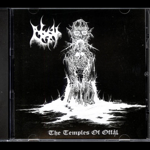 "ABSU ""The Temples of Offal / Return of the Ancients"" CD"