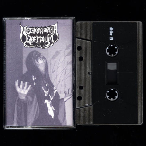 "Necromonarchia Daemonum ""Ghosts Of Coven"" Demo"
