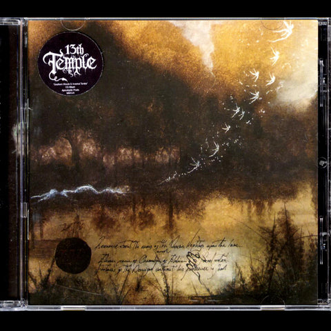 "13th Temple ""southern woods & invernal tombs"" CD"