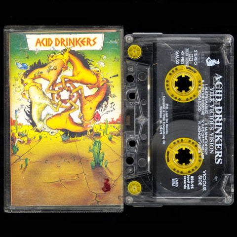 "Acid Drinkers ""Vile Vicious Vision"" MC"