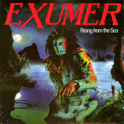 "Exumer ""Rising From The Sea"" LP"