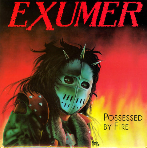 "Exumer ""Possessed By Fire"" LP"