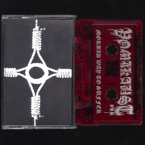 "Vomikaust ""morbid way to suffer"" Demo"