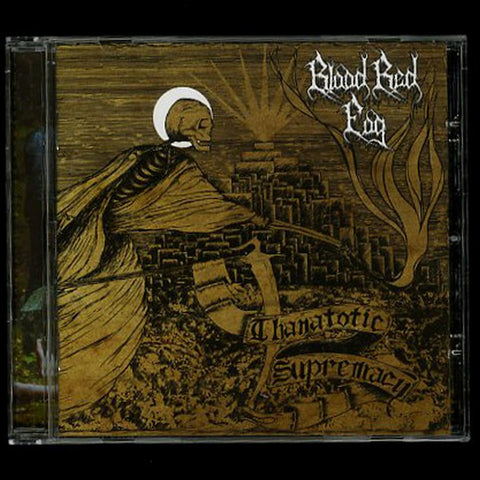 "Blood Red Fog ""Thanatotic Supremacy"" CD"
