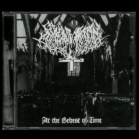 "Shroud Of Satan ""At The Behest Of Time"" CD"