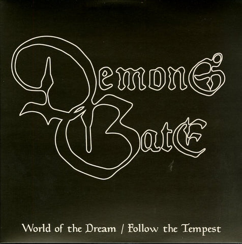 "Demon's Gate ""World of the Dream / Follow the Tempest"" MLP"