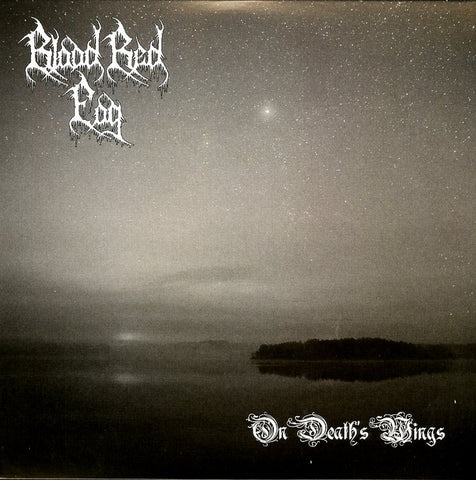 "Blood Red Fog ""On Death's Wings"" LP"