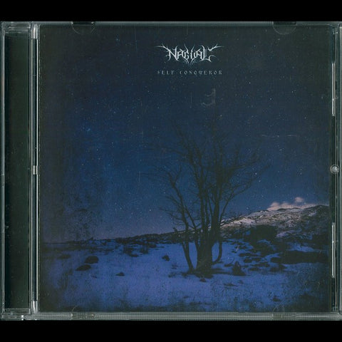"NAGUAL ""Self Conqueror"" CD"