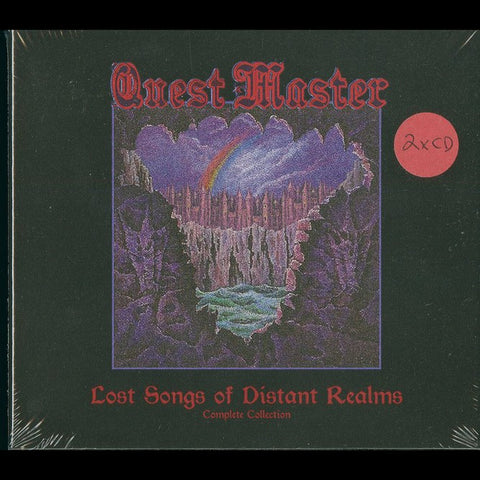 "Quest Master ""Lost Songs of Distant Realms (Complete Collection)"" Digipak Double CD"