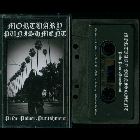 "Mortuary Punishment ""Pride.Power.Punishment"" MC"