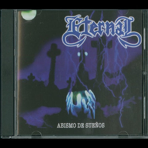 "Eternal ""Abismo de Sueños"" CD (Mexican Death Doom '94)"