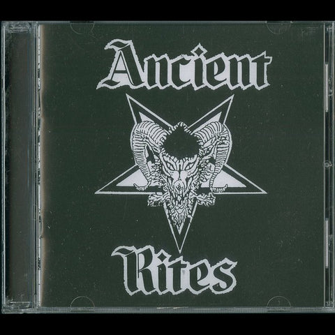 Ancient Rites / Uncanny Split CD