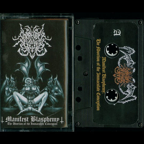 "Surrender of Divinity ""Manifest Blasphemy"" MC"