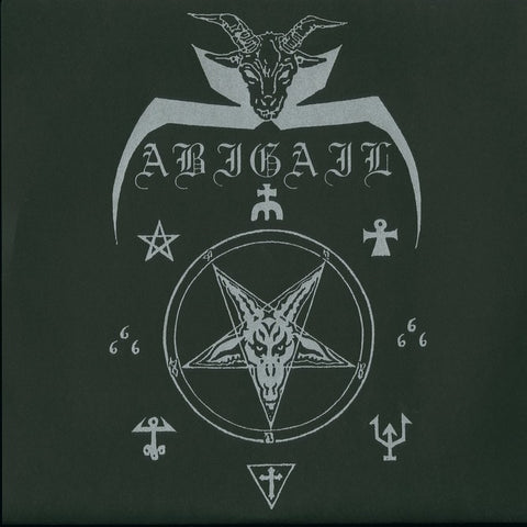 "Abigial ""The Lord of Satan"" Test Press Double LP"