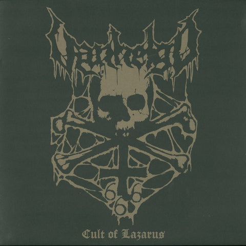 "Vanhelgd ""Cult of Lazarus"" Die Hard LP"