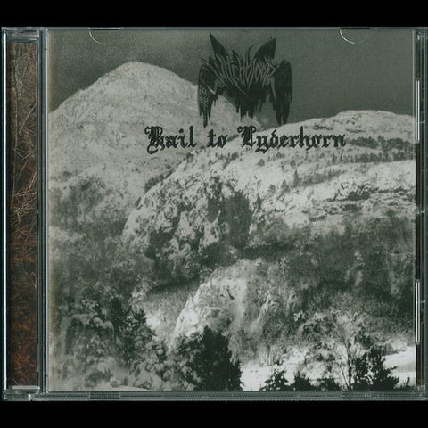 "Witchblood ""Hail to Lyderhorn"" CD"
