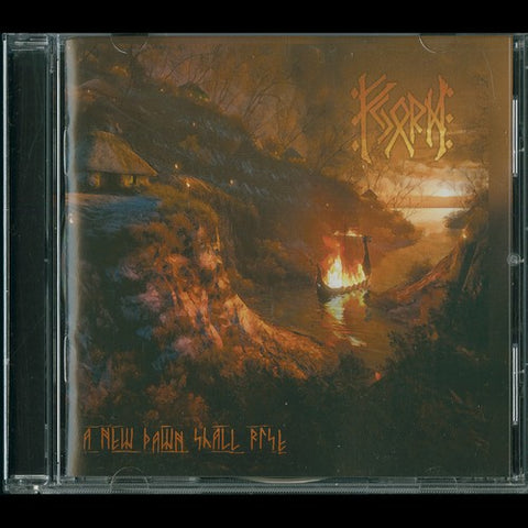 "Fjörd / Drunemeton ""A New Dawn Shall Rise / The Sacred Grove"" Split CD"