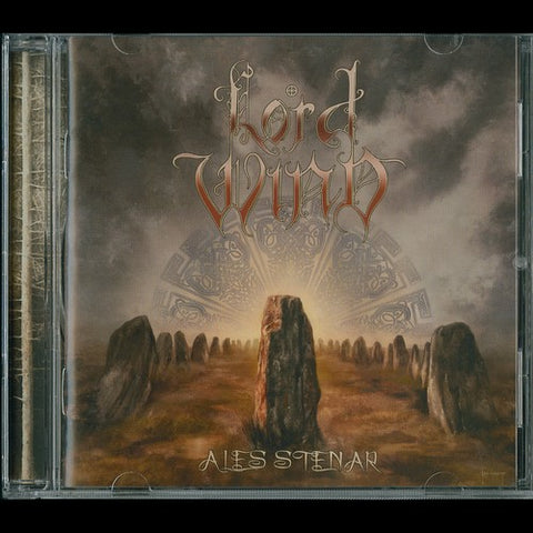 "Lord Wind ""Ales Stenar"" CD"