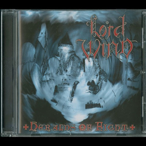 "Lord Wind ""Heralds Of Fight"" CD"