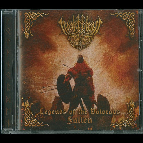 "Wotanorden ""Legends of the Valorous Fallen"" CD"
