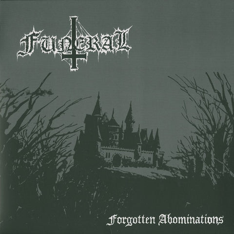 "Funeral ""Forgotten Abominations"" LP"