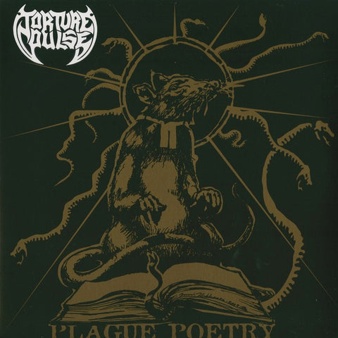 "Torture Pulse ""Plague Poetry"" LP"